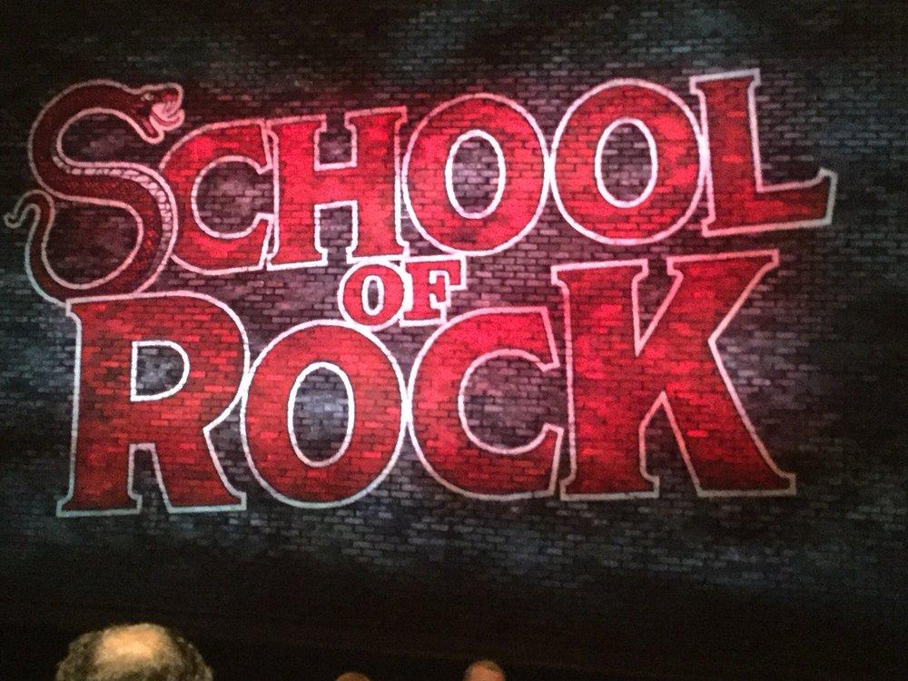 School Of Rock Was A Fun Inspiring Rocking Show Yelp