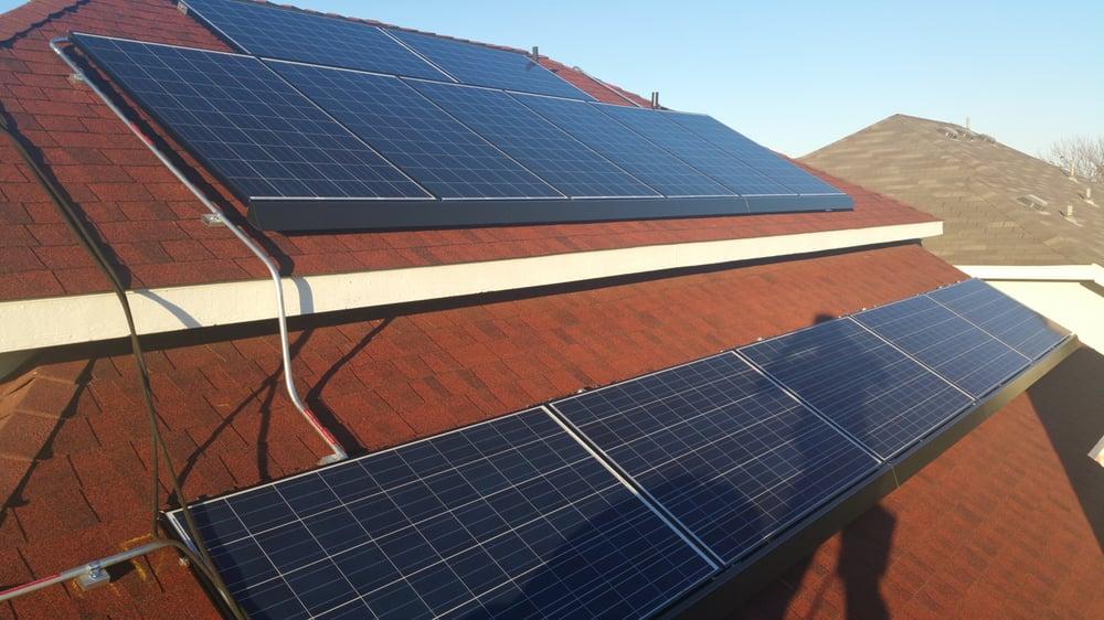 Solarcity 50 Photos Solar Installation 10430 Shady Trl North