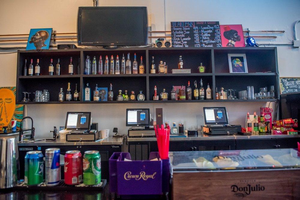 The Gallery Art Bar