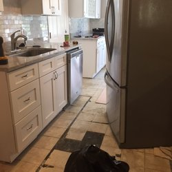 photo of empire today washington dc united states missing tiles between sink