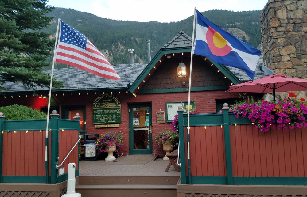 Photo Of The Alpine Restaurant And Bar Georgetown Co United States