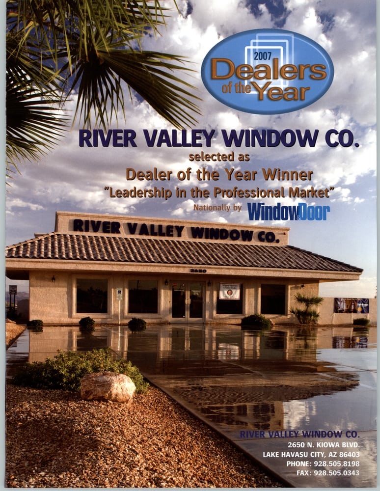 River Valley Window Company: 2650 Kiowa Blvd N, Lake Havasu City, AZ