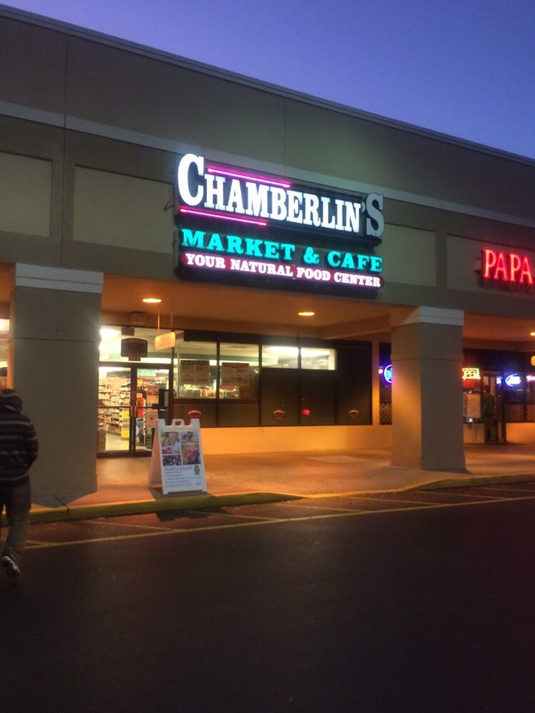 Chamberlin S Natural Foods Altamonte Springs Fl