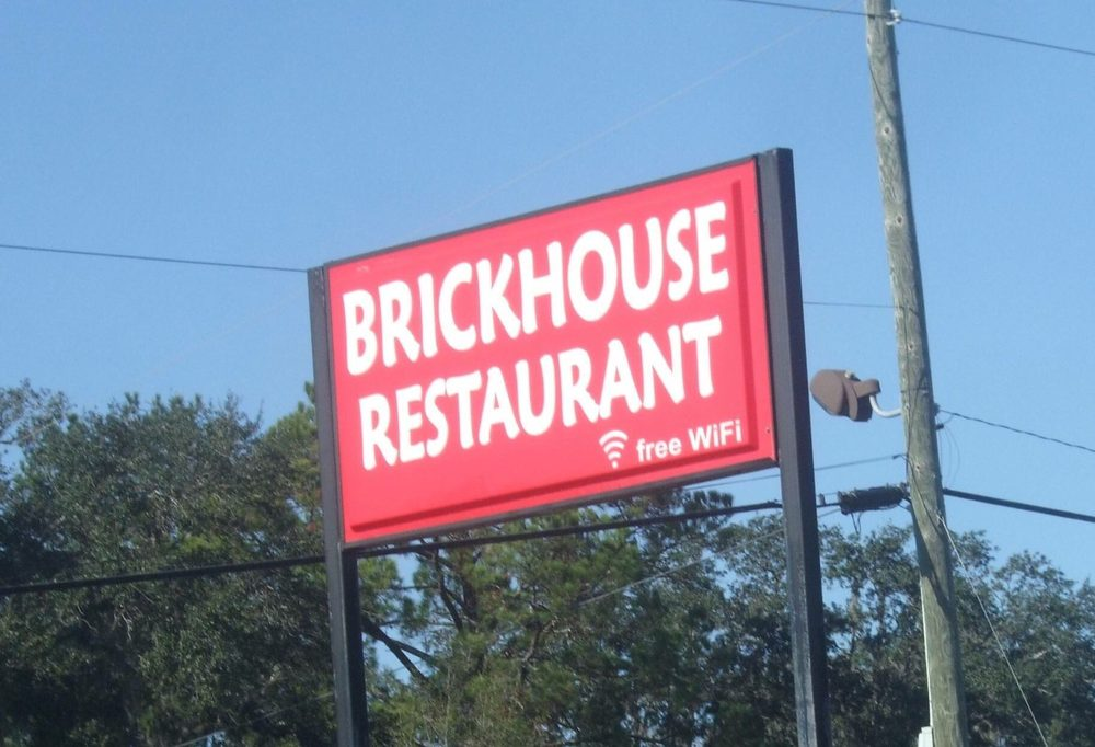 Brickhouse: 3566 2nd St N, Folkston, GA