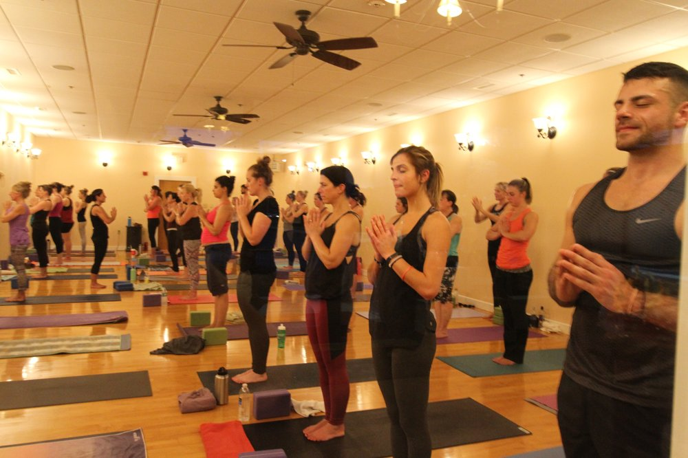 Social Spots from Empower Yoga