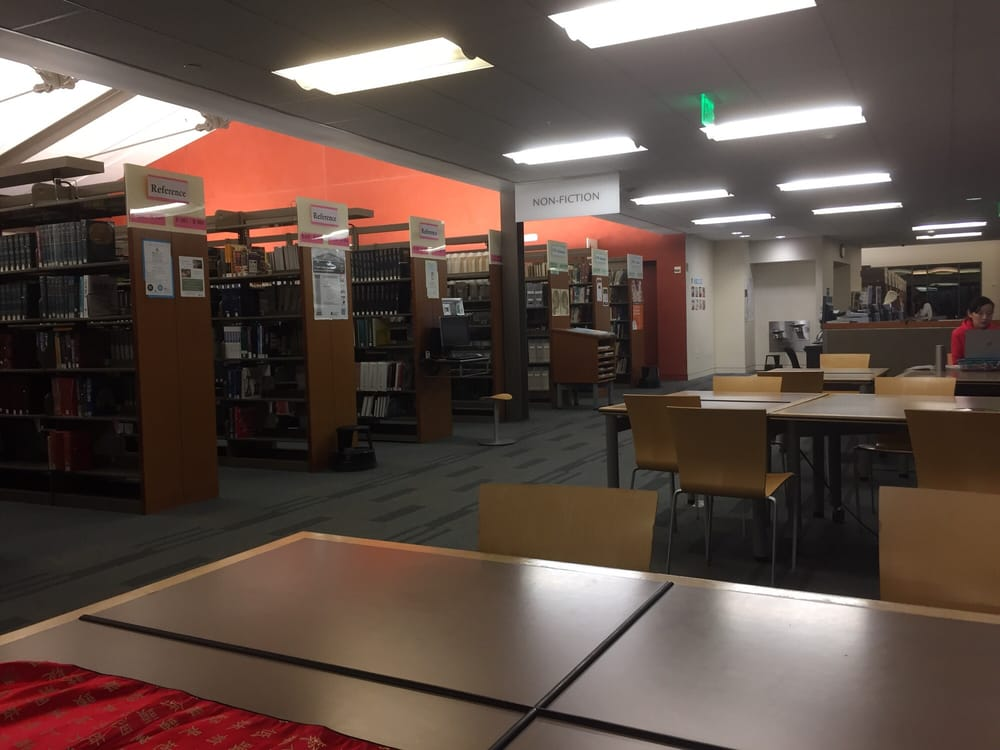 Photo Of Cupertino Library Ca United States