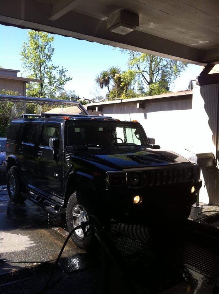 Saratoga Classic Car Wash