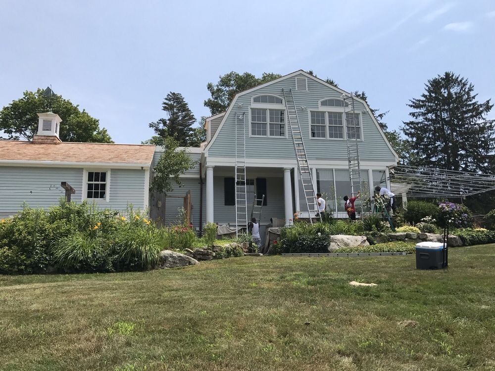 Connecticut House Painters: 189 Harland Rd, Norwich, CT
