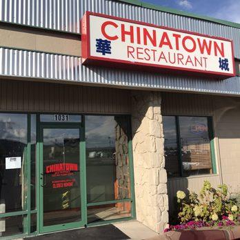 Chinatown Restaurant Menu Kalispell