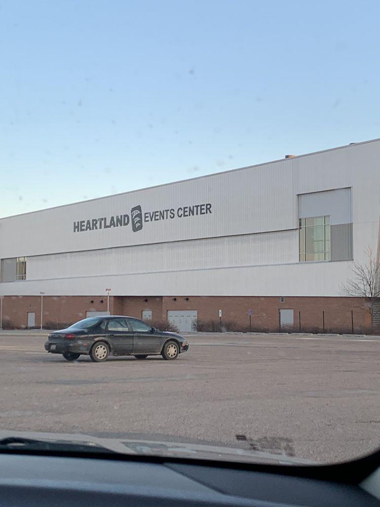 Heartland Events Center: 700 E Stolley Park Rd, Grand Island, NE