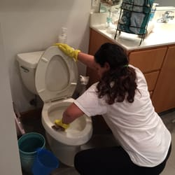Maid In Seconds Photos Home Cleaning Warwick RI Phone - Bathroom maid