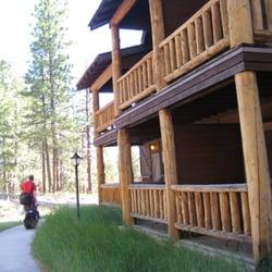 Photo Of The Lodge At Bryce Canyon   Bryce, UT, United States. Sunrise