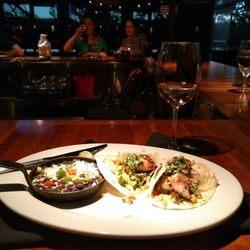 Photo Of Roaring Fork Austin Tx United States Grilled Mahi Fish Tacos