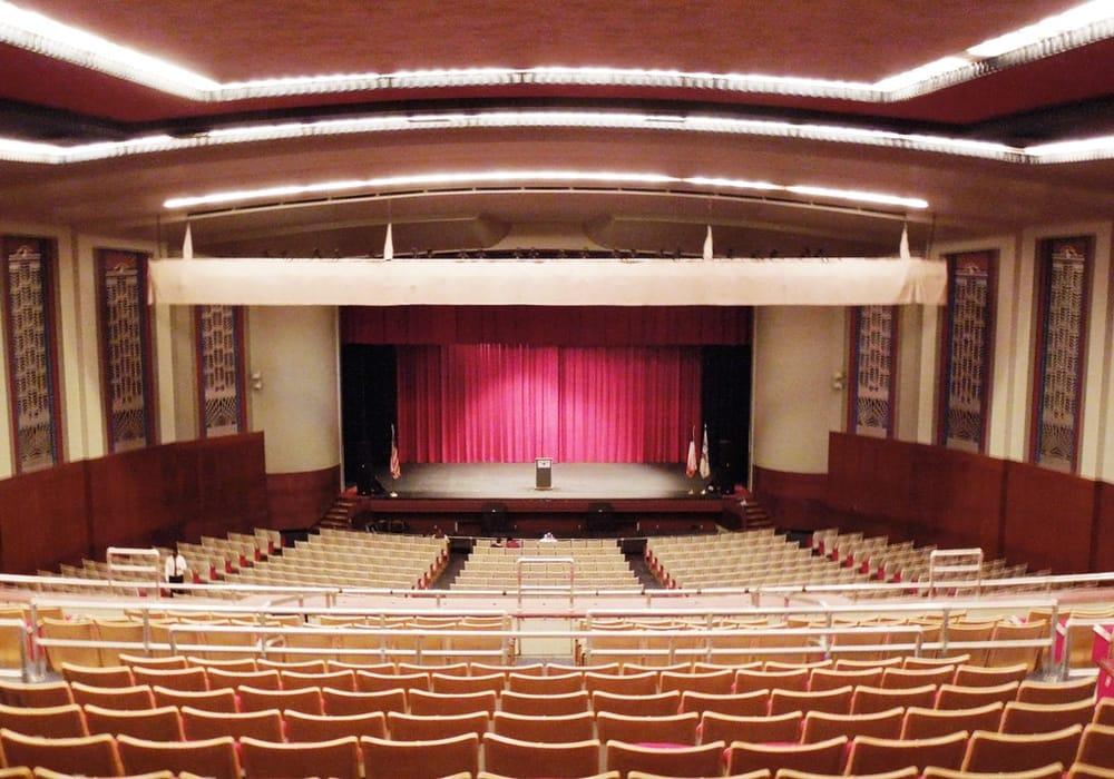 Will Rogers Auditorium Yelp