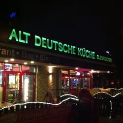 Foto Zu Alt Deutsche Küche Elbbrücken   Hamburg, Deutschland. Das Lokal