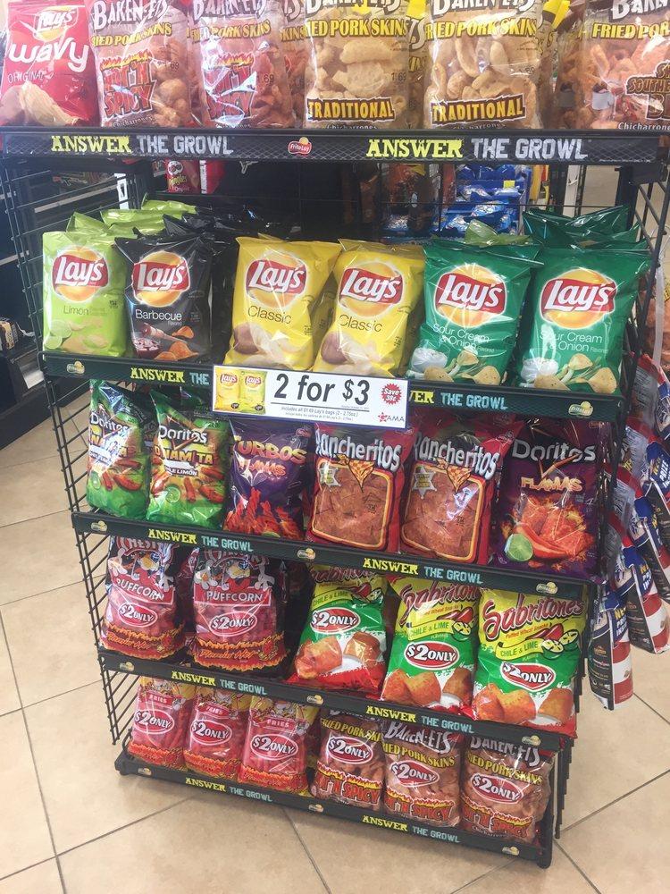 Elgin Travel Center & Food Court: 962 Hwy 290 E, Elgin, TX