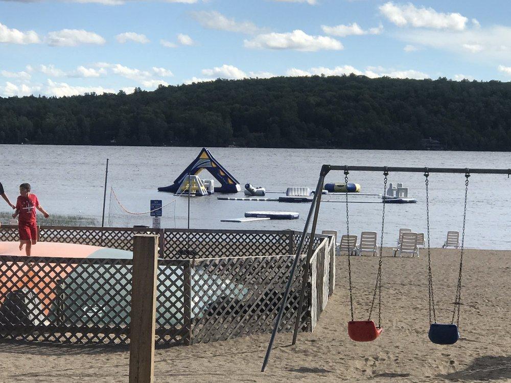 Michigamme shores campground: U S Hwy 41, Champion, MI