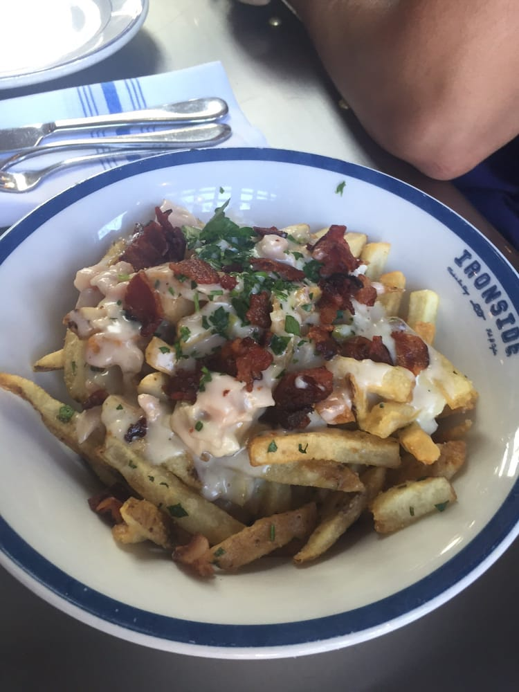 Chowder fries yelp for Ironside fish oyster