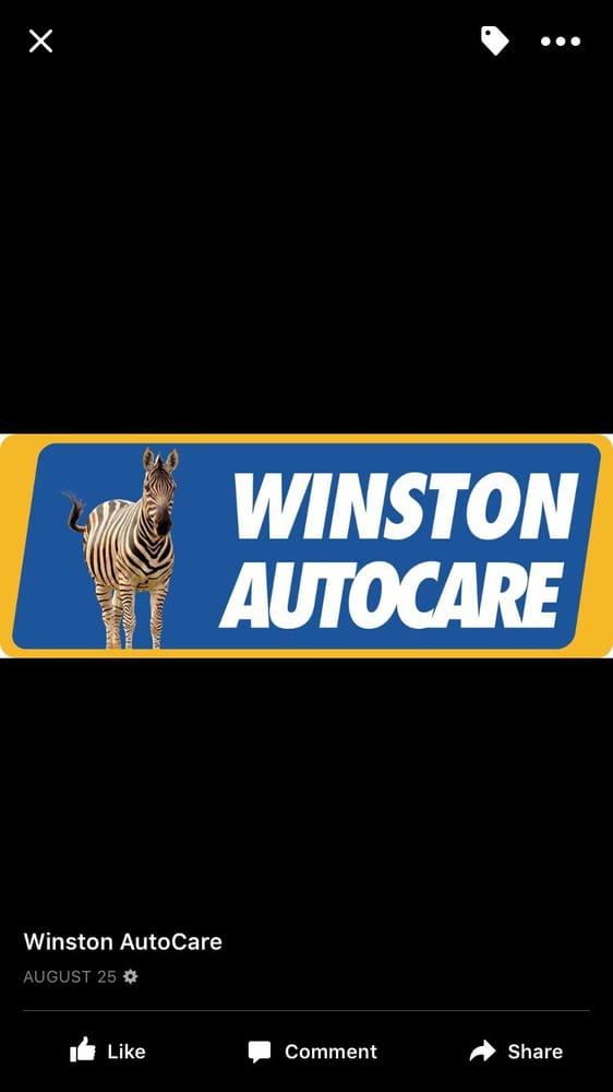 Winston AutoCare: 521 NW Douglas Blvd, Winston, OR
