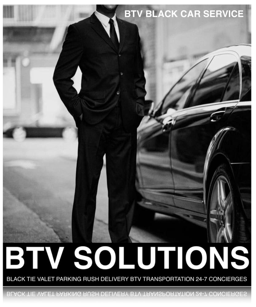 BTV Transportation and Executive Car Service