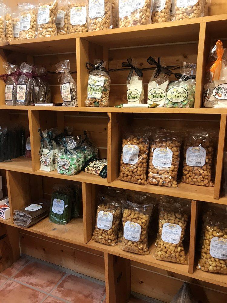 McGinn's Pistachio Tree Ranch Country Store: 37 US-82, Alamogordo, NM