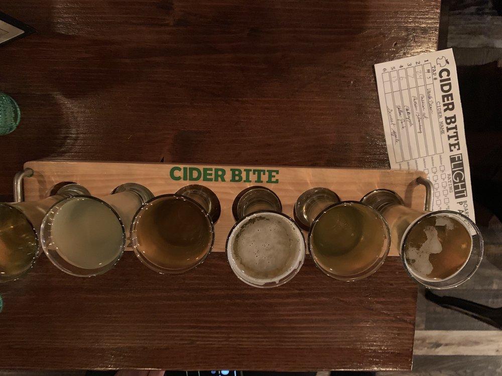 Cider Bite: 1230 NW Hoyt St, Portland, OR