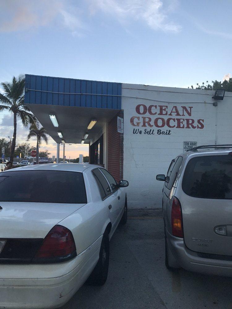 Ocean Grocer: 1403 N Ocean Dr, Hollywood, FL