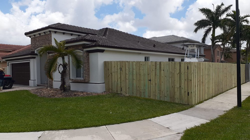 Osuna Ornamental Fence & Gates: 10880 SW 186th St, Miami, FL