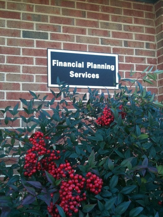 how to become a financial planner in virginia