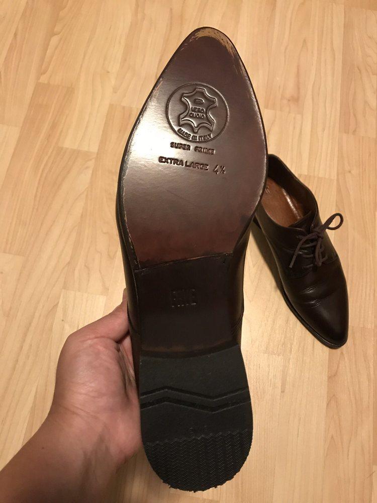 Andy's Shoe Service: 165 E Gladstone St, Azusa, CA