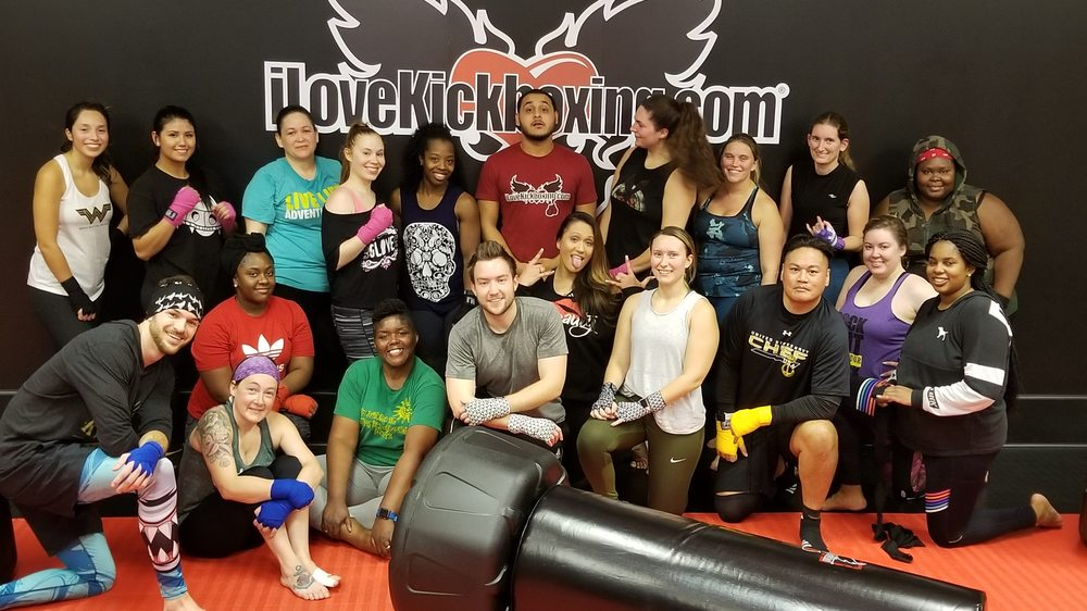 iLoveKickboxing - Suffolk