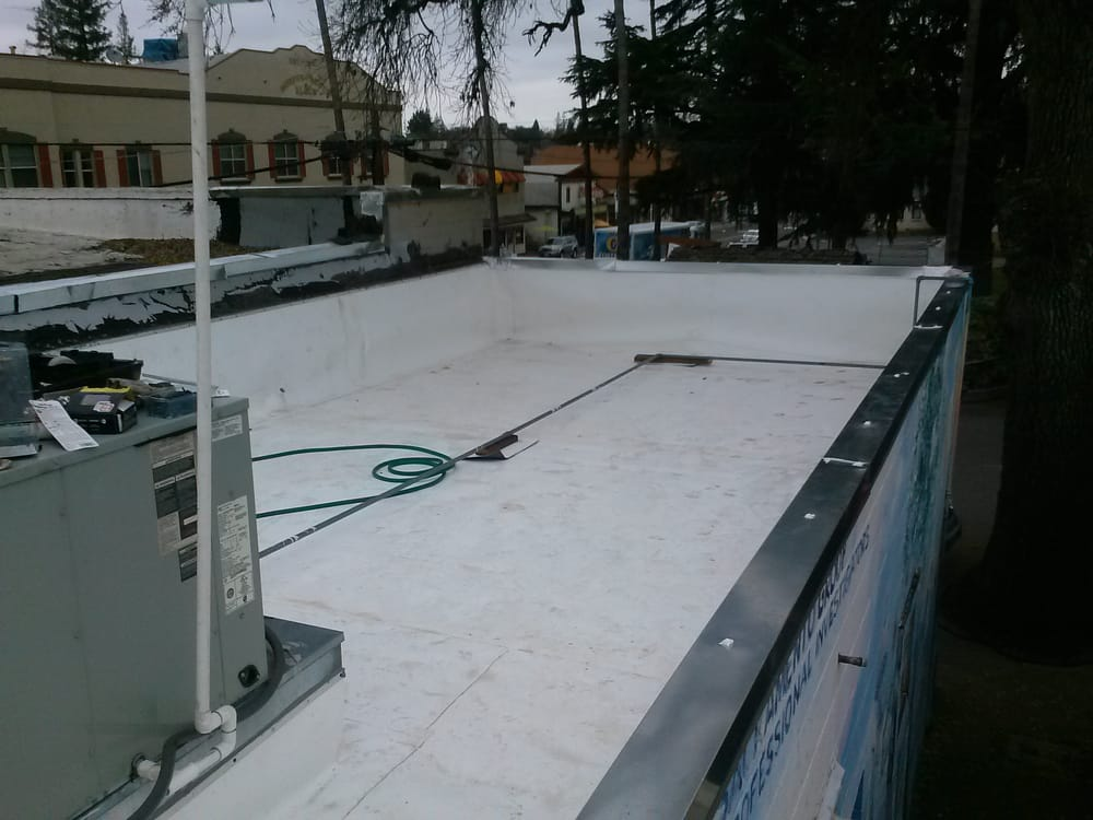 Tpo Flat Roof Replacement From 5 Sq Ft Yelp
