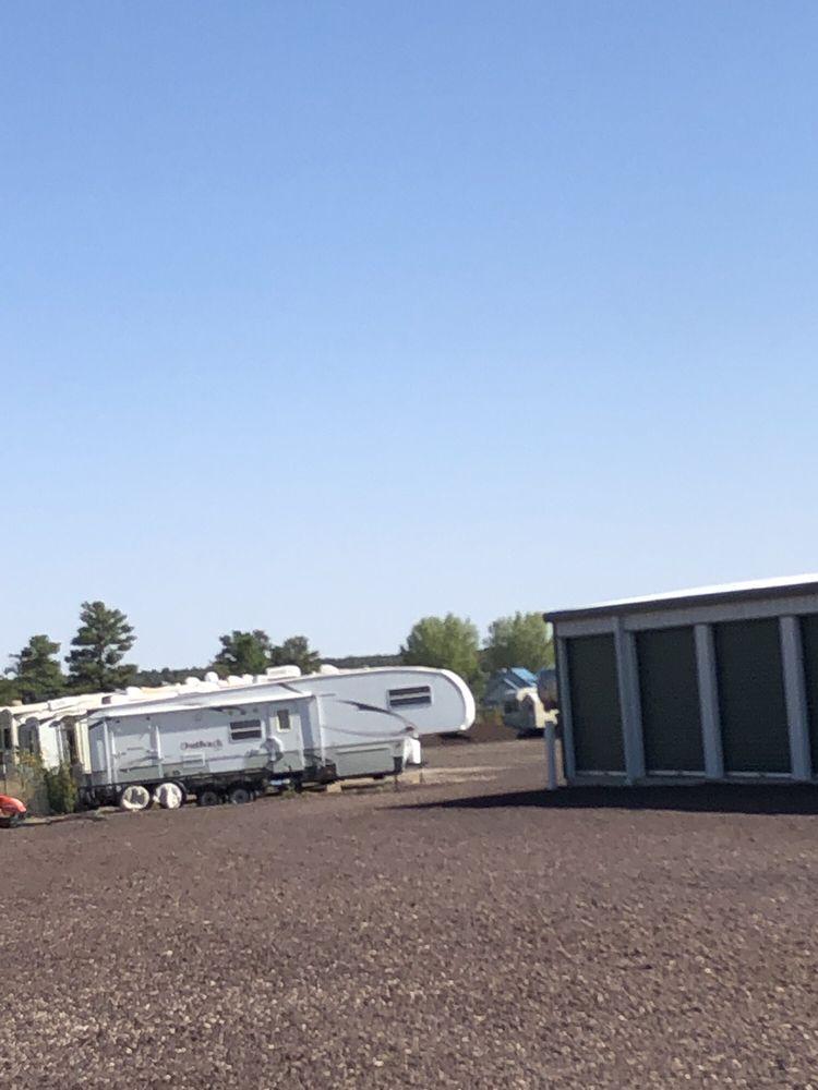 Linden Mini Storage: 6644 State Highway 260, Show Low, AZ