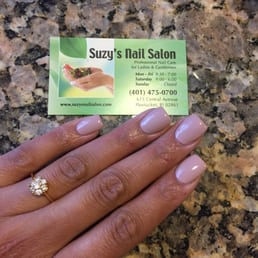 Suzy s nail salon 24 reviews nail salons 615 central for A q nail salon