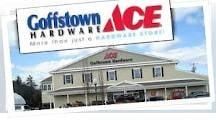 Goffstown Hardware: 5 Depot St, Goffstown, NH
