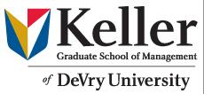 Keller Graduate School of Management - Elk Grove Campus | 2216 Kausen Dr, Elk Grove, CA, 95758 | +1 (866) 218-8410