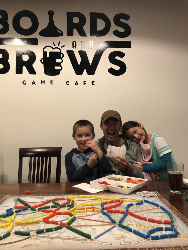 Boards and Brews: 941 Elm St, Manchester, NH