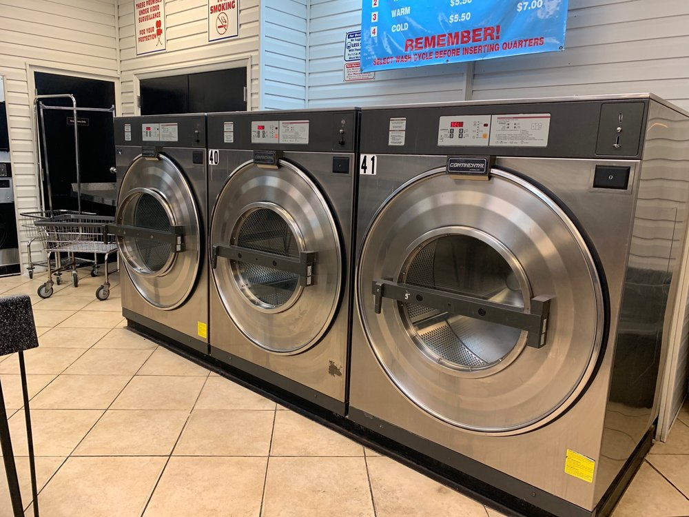 Magic Bubbles 24 Hr Laundromat - Laundromat - 270 State Road