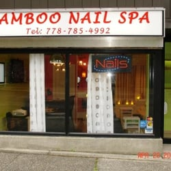 Bamboo nail spa nail salons 515 w 14th ave fairview for 14th avenue salon
