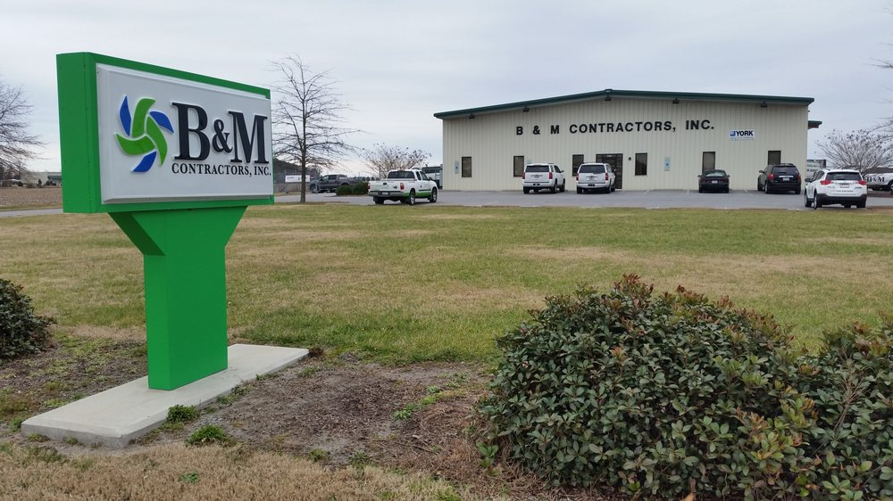 B&M Contractors: 790 Pitts Chapel Rd, Elizabeth City, NC