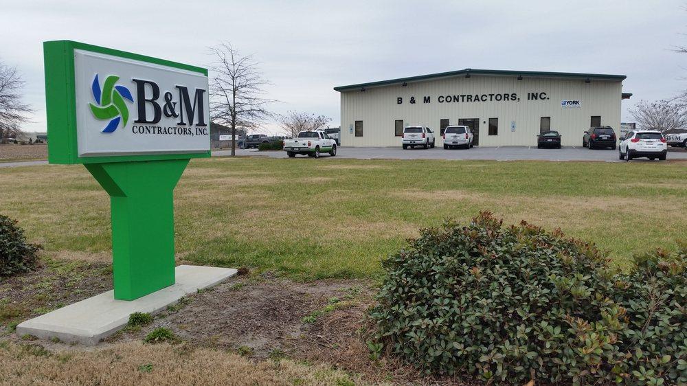 B & M Contractors: 790 Pitts Chapel Rd, Elizabeth City, NC