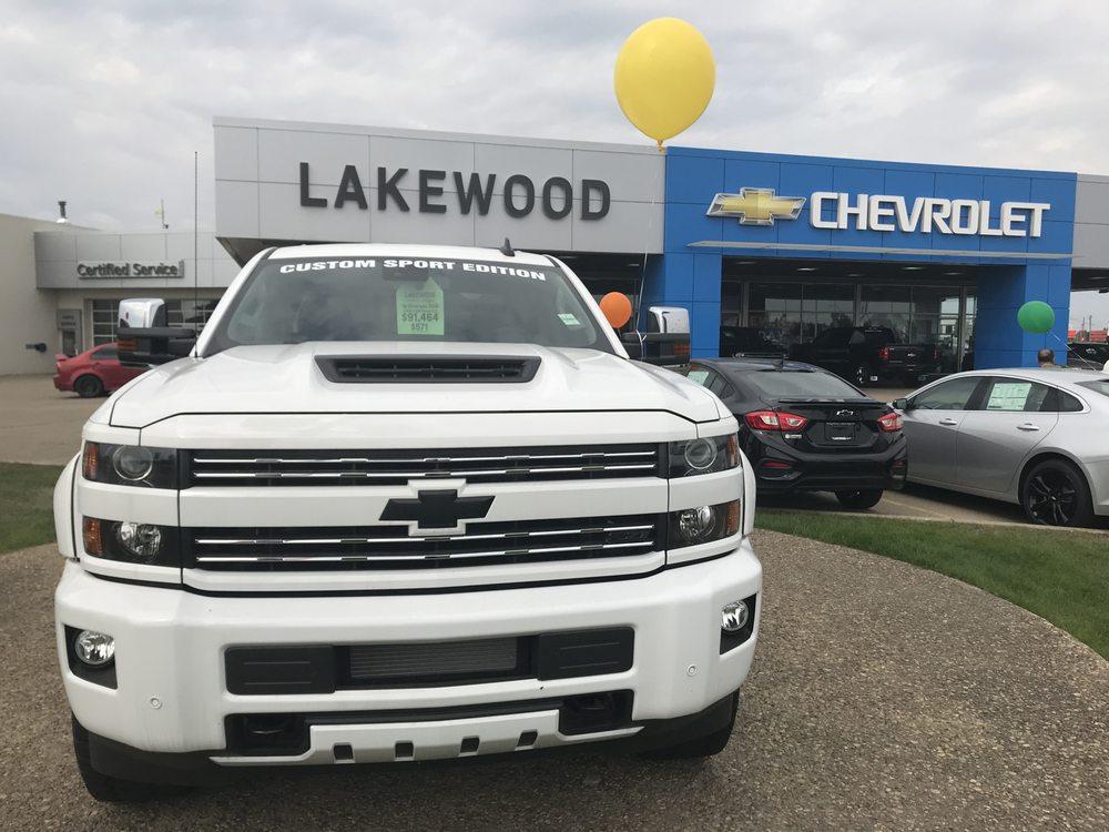 Lakewood Chevrolet Car Dealers 9150 34 Avenue Edmonton