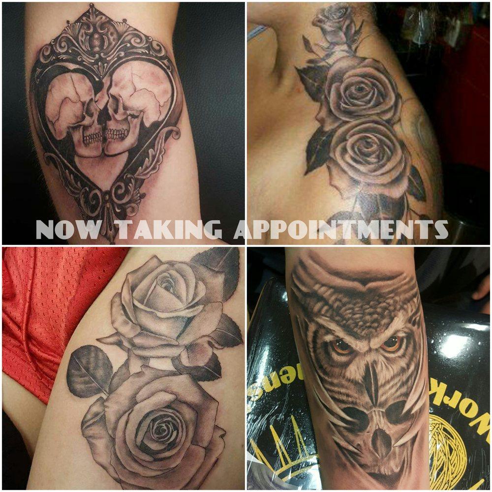 Young Guns Tattoo Studio: 2033 Yosemite Blvd, Modesto, CA