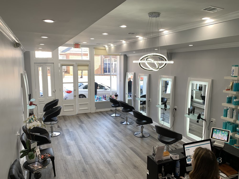 Salon Omer & Spa: 2924 M St NW, Washington, DC, DC