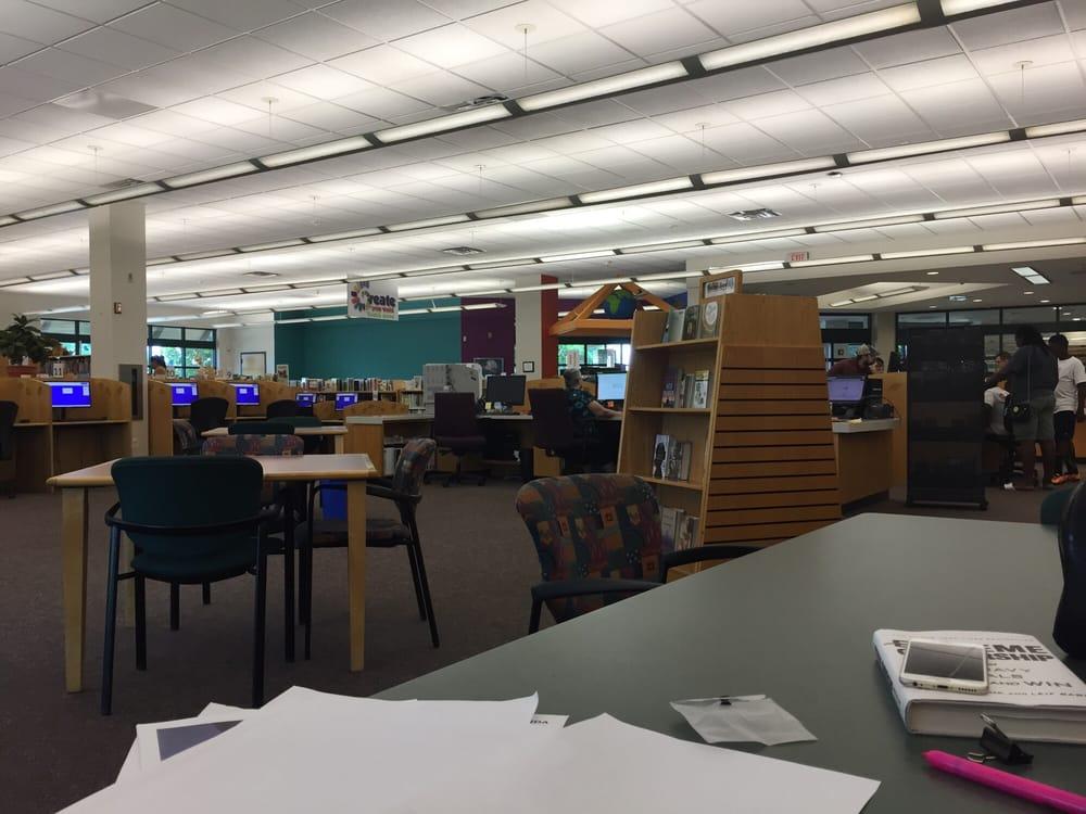 Summerglen Branch Library
