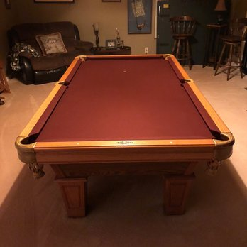 Pleasant Dk Billiard Service And Showroom 2019 All You Need To Know Home Interior And Landscaping Ponolsignezvosmurscom
