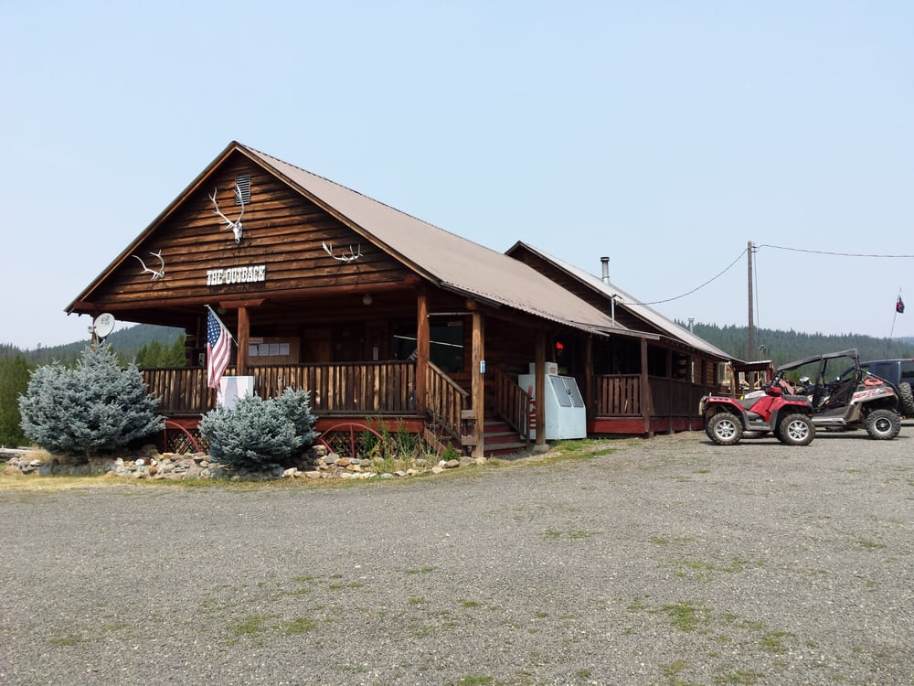 The Outback Country Store: 1844 Center St, Granite, OR