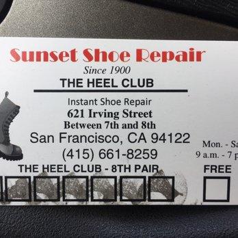 Shoe Repair Irving
