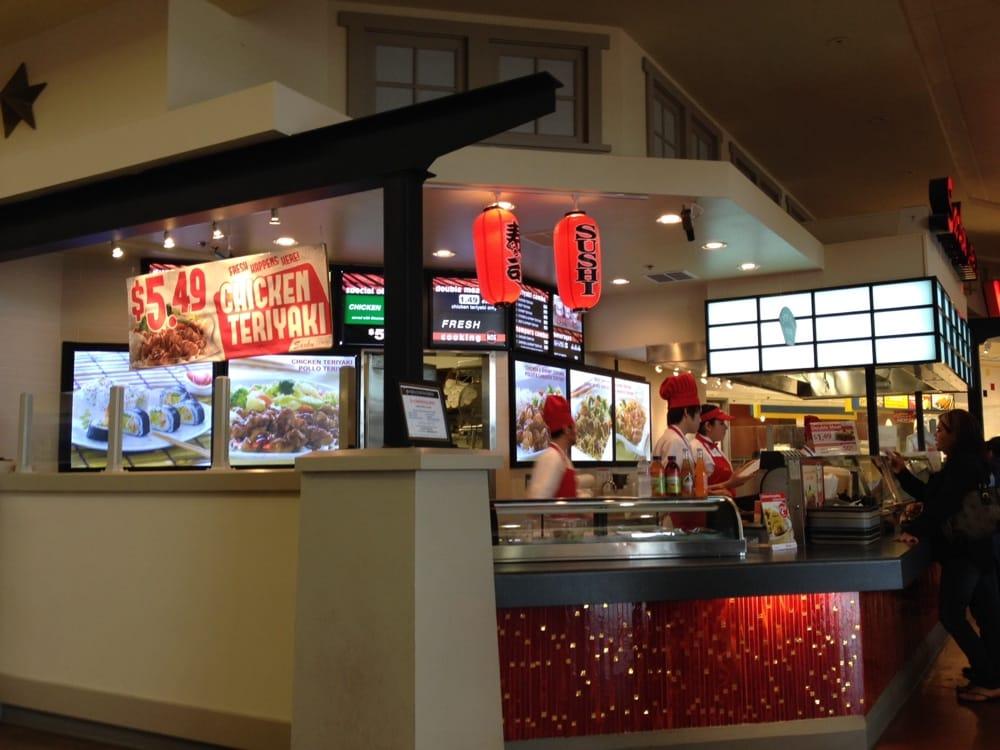 Food Near Northridge Mall