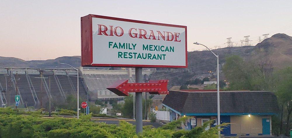 Rio Grande: 512 River Dr, Coulee Dam, WA